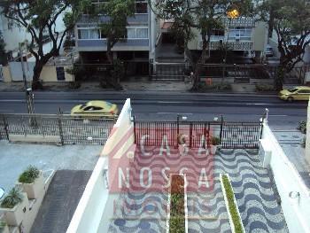 Apartamento 3 quartos sendo 1 suíte em Ipanema