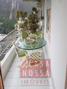 Apartamento todo lindo em São Conrado