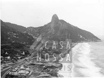 Apartamento (Flat) à venda em São Conrado - Praia