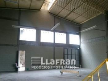 Galpão 400 m² Núcleo Residencial Isabela