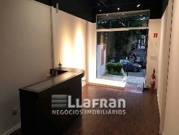 Sala comercial 145 m² Vila Suzana