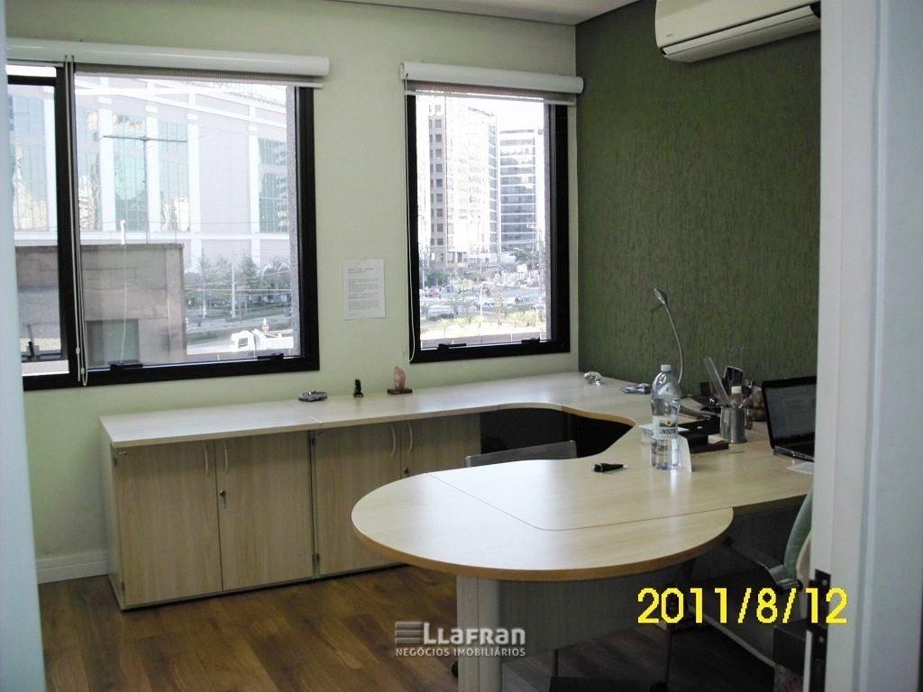 Conjuto comercial de 70 m² no Edifício Net Office Vila Olimpia em São Paulo (17).JPG