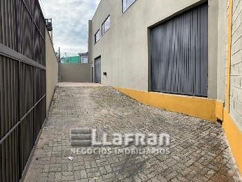 Galpão Industrial de 350 m² Cidade Intercap