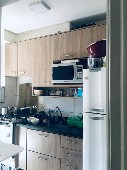 Apartamento de 2 dormitórios Fit Taboão
