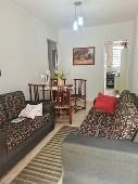 Casa térrea em condomínio de 2 quartos com edícula