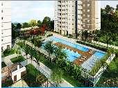 Apartamento de 2 quartos Jardim Henriqueta Taboão