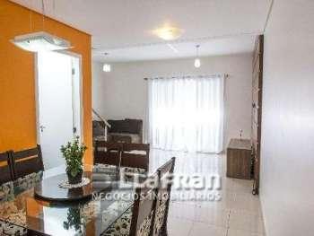 Sobrado em condomínio Granja Viana, 125 m2 Cotia
