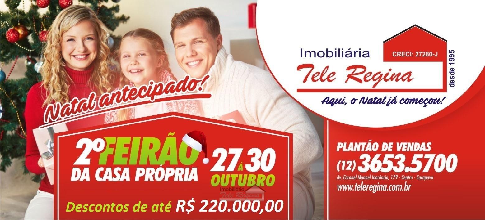 2� FEIR�O DA CASA PR�PRIA: NATAL ANTECIPADO !