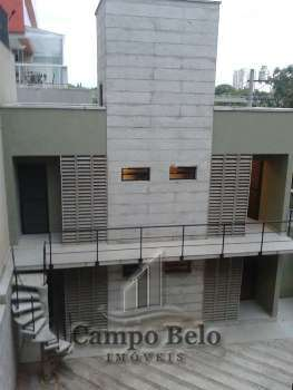 Casa Sobrado no Campo Belo com 10 Dormitórios