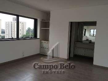 Conjunto comercial no Campo Belo com 73 M²