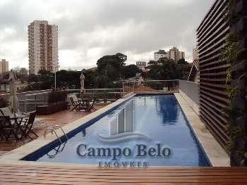 Lindo Studio no Campo Belo, com 38 m².