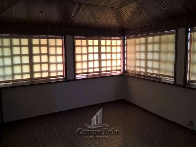 Casa no Campo Belo, com 400 m�.