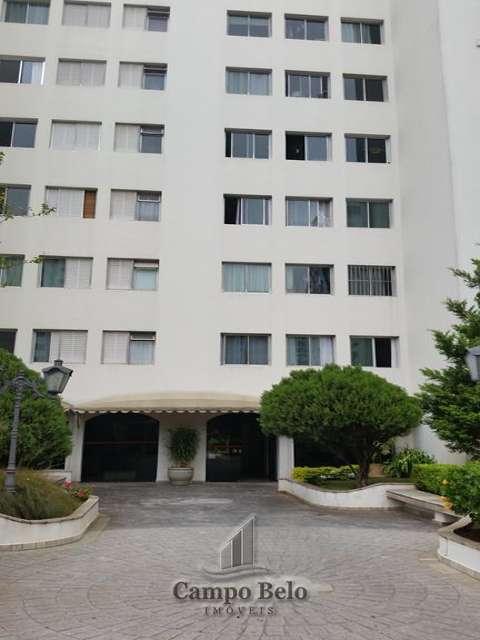 Apartamento no Campo Belo com 3 dormit�rios.