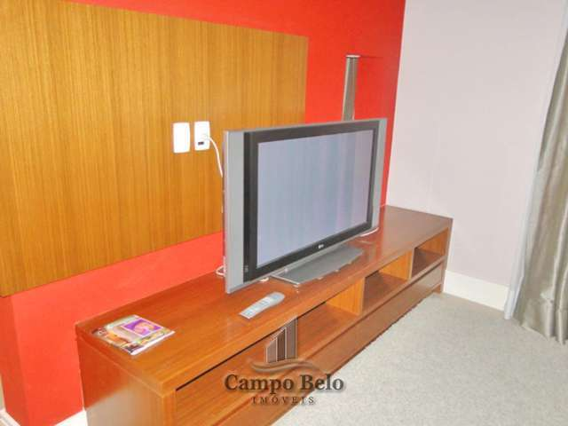 Apartamento no Brooklin, com 108 m�.