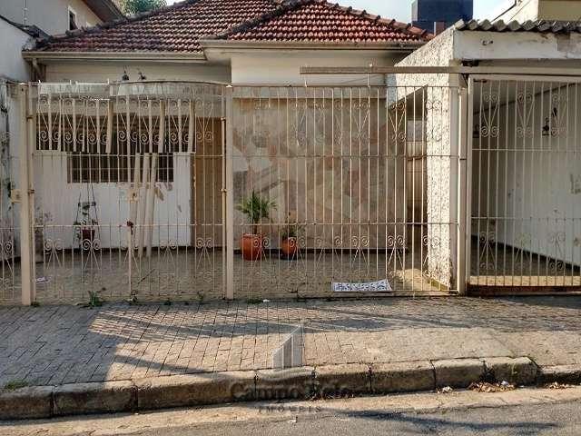 Casa terre� na Vila Sonia.