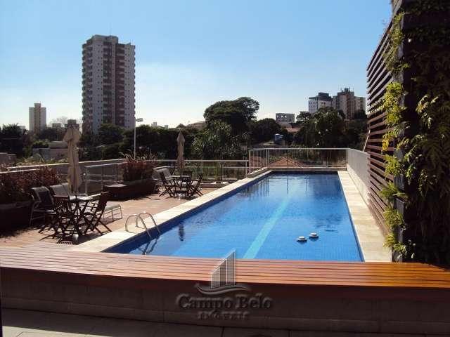 Apartamento no Campo Belo.