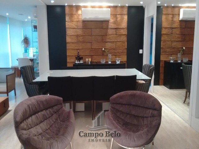 Apartamento para loca��o e venda no Campo Belo