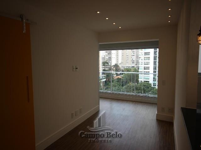 Apartamento com 1 dormit�rio no Campo Belo
