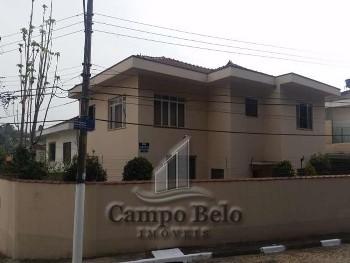 Casa sobrado com 3 dormitórios no Broolin Paulista