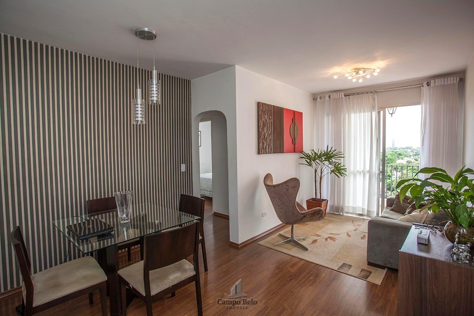 Apartamento com 2 Dormit�rios e 60m� Campo Belo