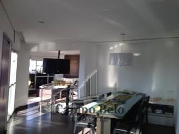 Cobertura duplex no Campo Belo com 292 m².