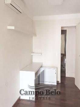 Apartamento com 4 dormitórios no Campo Belo.