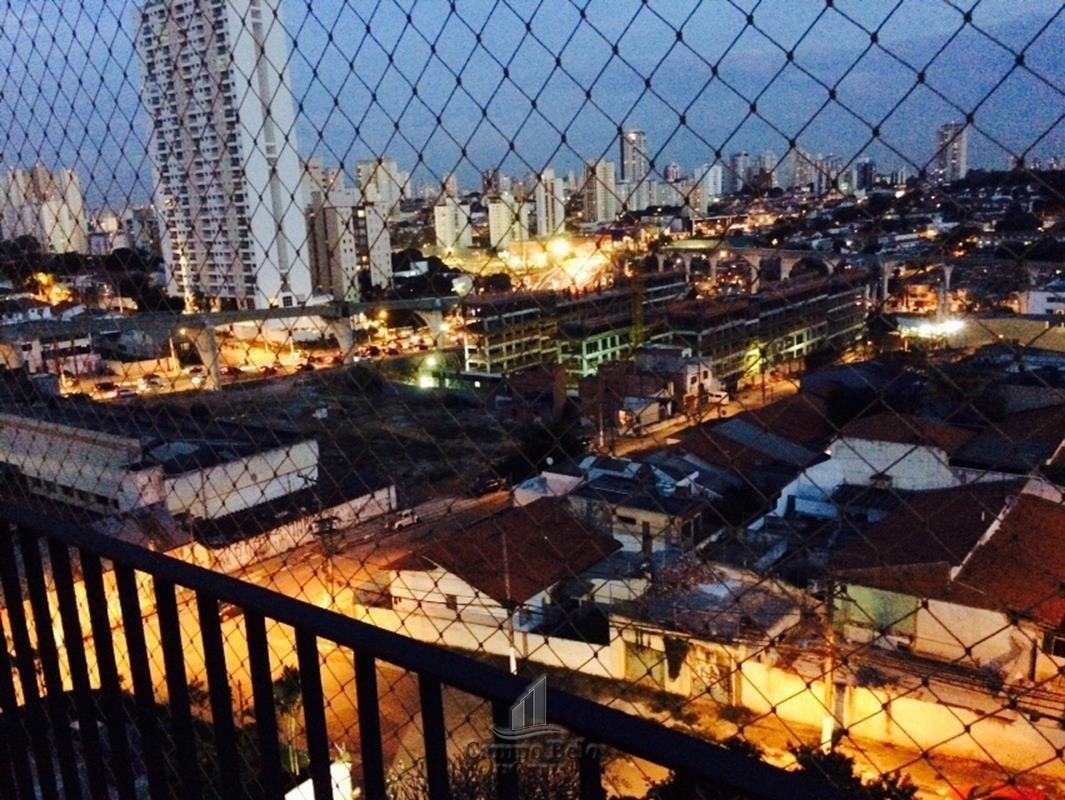 Apartamento com 3 dormit�rios no Campo Belo.
