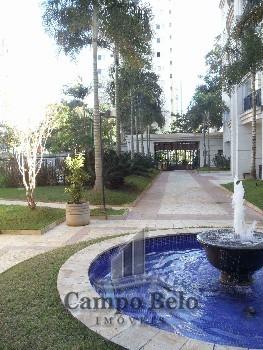 Apartamento Locação, 3 dormitórios no Campo Belo