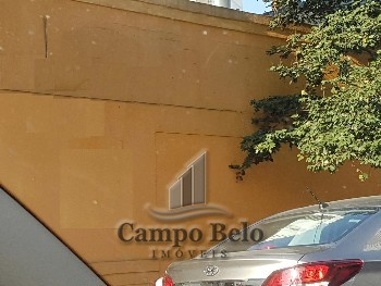 Terreno com 420 m² no Campo Belo