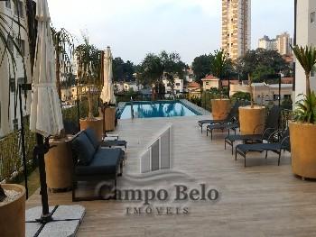 Apartamento com 1 dormitório no Campo Belo