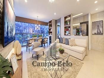 Apartamento com 3 dormitórios na Vila Olímpia