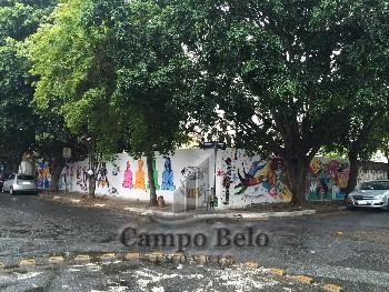 Terreno no Campo Belo