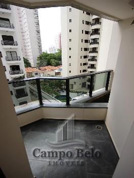 Apartamento com 4 dormitórios na Vila Olímpia