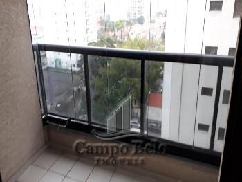 Flat Mobiliado no Campo Belo