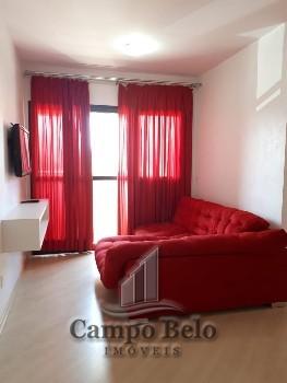 Apartamento com 2 dormitórios no Jardim Marajoara
