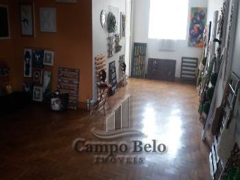 Sobrado com 2 dormitórios no Campo Belo
