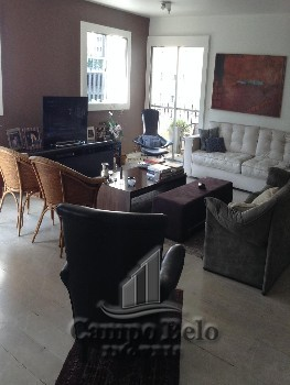 Apartamento com 3 suítes no Morumbi