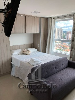 Apartamento com 1 dormitório no Brooklin
