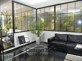 Conjunto comercial com 10 salas na Vila Olimpia