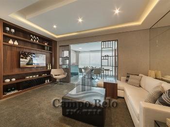 Apartamento com 3 dormitórios na Vila Olimpia