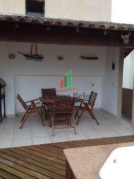 Cobertura Duplex no Guaruja com 2 Dormit�rios