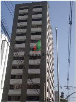 Conjunto Comercial no Campo Belo com 2 Salas