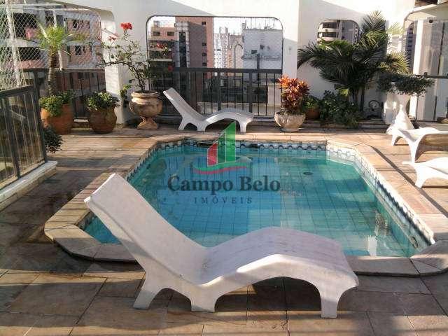 Cobertura Duplex no Campo Belo com 4 Dormit�rios