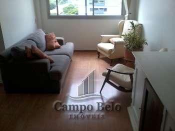 Apartamento no Campo Belo com 2 Dormitórios