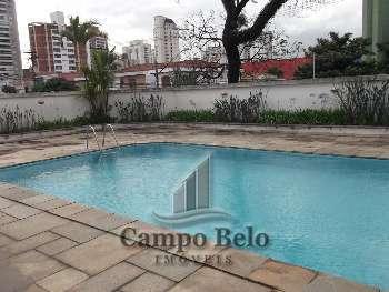 Apartamento no Campo Belo com 3 Suítes