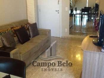 Duplex Mobiliado no Campo Belo com 1 Suíte