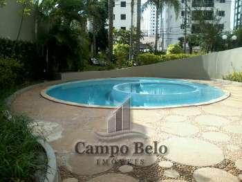 Apartamento no Campo Belo com 3 Dormitórios