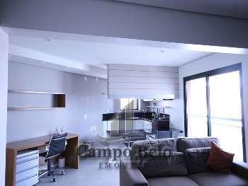 Apartamento Mobiliado no Itaim com 1 Suíte e 56m²