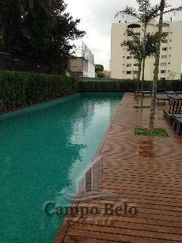 Apartamento no Campo Belo com 2 Dormit�rios