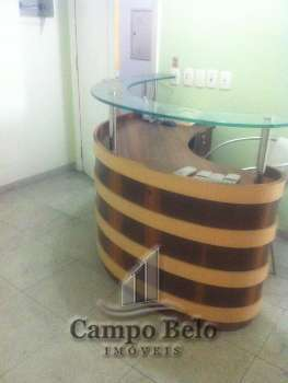 Conjunto Comercial no Campo Belo Com 80,00 M²